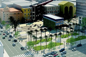 San Diego City Council To Consider Horton Plaza Park Spec...