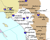 Soggy Morning, Windy Afternoon For San Diego County