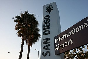 While Winter Storm Hits Eastern U.S., San Diego Flights D...
