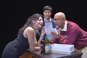 Tease photo for Ayad Akhtar's Muslim-American Culture Clash Comes To La Jolla Playhouse
