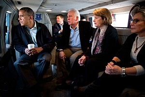Tease photo for Obama Draws Link Between Climate Change And California's Drought