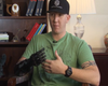 Tease photo for Camp Pendleton Marine First Ever To Receive Revolutionary Prosthetic Arm (Video)