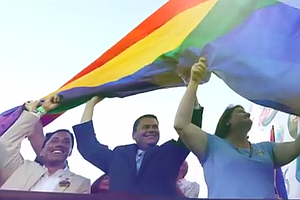 Tease photo for Some In San Diego's LGBT Community Not Embracing DeMaio's Same-Sex Partner Ad