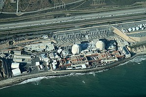 San Onofre Machinery, Equipment To Go To Highest Bidder