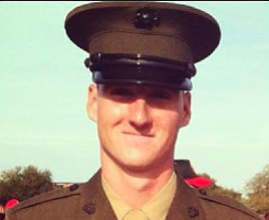 Tease photo for San Diego Marine Killed In Multi-Car Accident (Video)