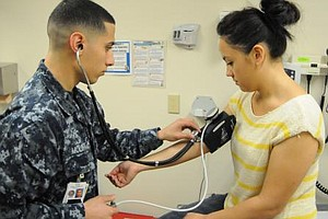 Tease photo for Military Families Would Pay More For Health Care Under Pentagon Proposal