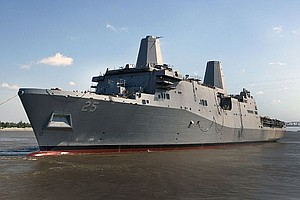 Navy To Commission USS Somerset In Honor Of Flight 93 Her...