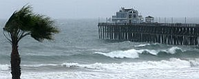 Tease photo for Pacific Storm Hits San Diego County With Heavy Rain, High Winds, Flash Flood Watch
