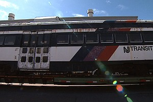 San Diego MTS Working To Restore Vintage Trolley Car For ...