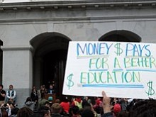 California Higher Education Advocates Call For Dedicated ...