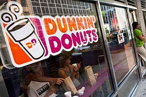 Tease photo for Dunkin' Donuts Opens In Downtown San Diego