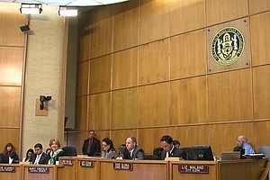 Tease photo for San Diego City Council Votes To Maintain Salary Levels
