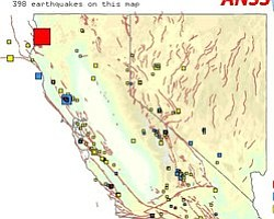 Magnitude 4.4 Quake Hits Rural Central California