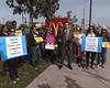 Fast-Food Workers In San Diego Protest Alleged Unfair Wage Practices