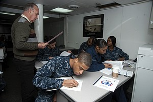 Tease photo for Navy To Pay Sailors Full Tuition Assistance Reimbursement For 2015