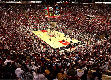 NCAA Basketball Tournament Returns To Viejas Arena With ...