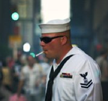 Navy To Ban Tobacco Sales On Bases And Ships?