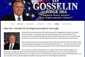 San Diego Judicial Candidate Accused Of Embellishing Cred...