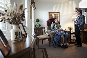 Tease photo for New Medicare Program To Allow Some Hospice Patients More Treatment Choices