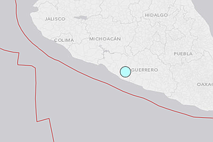 Tease photo for Magnitude-7.2 Earthquake Shakes Mexican Capital, Acapulco