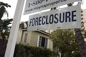 Tease photo for Foreclosure Numbers Remain Low In San Diego