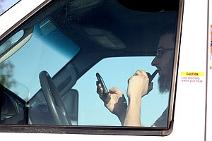 Chula Vista Police Cracking Down On Distracted Drivers