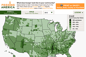 More Than 450,000 People Struggle With Hunger In San Dieg...