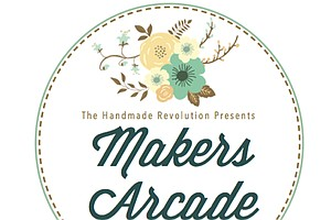 Tease photo for It's A Handmade Revolution At Maker's Arcade Saturday In Barrio Logan