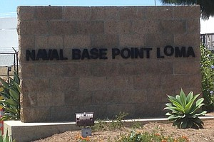 Tease photo for Pellet Guns Prompt Naval Base Point Loma Lockdown