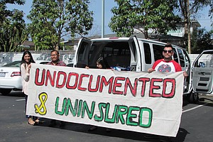 Tease photo for Campaign Seeks Health Coverage For Undocumented Californians