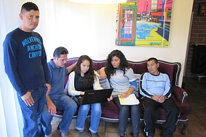 Deported Immigrants Regroup After Failed Attempt To Re-En...