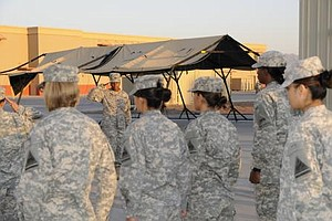Pentagon: Reports Of Military Sexual Assaults Up 50 Percent
