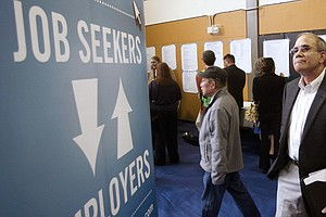 Unemployment Drops To 6.3 Percent, Lowest In 5 Years