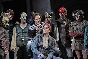 City Funds For San Diego Opera Cut, Revised Plans For 201...