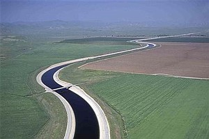 Tease photo for Water Flows Uphill? Maybe, In California Drought