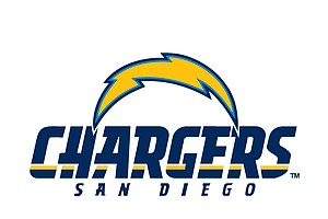 San Diego Chargers Get Some Attention During Baseball Season