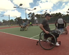 Military Members, Veterans Get Some Tennis Therapy