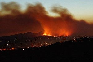 Tease photo for Brown Proposing Additional $66 Million To Help Fight Wildfires
