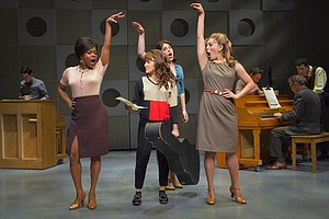 'Chasing The Song' Musical Goes 'Page To Stage' At Playhouse