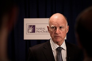 Tease photo for Gov. Brown Links Budget Dollars To Department Reforms