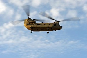 Tease photo for Helicopter Crash In Afghanistan Injures 3 Americans, Kills 1 NATO Soldier