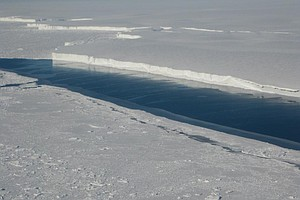 Studies Show West Antarctic Ice Sheet Is Collapsing