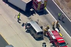 I-5 Reopened After Fatal Accident Near Camp Pendleton