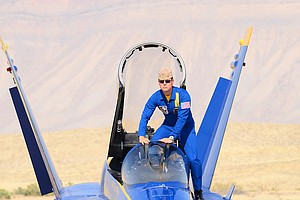 Ex-Blue Angels Leader Found Guilty Of Condoning Sexually ...