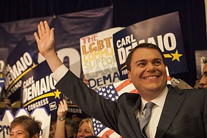 Tease photo for Peters, DeMaio Headed For November Showdown in San Diego's 52nd Congressional District
