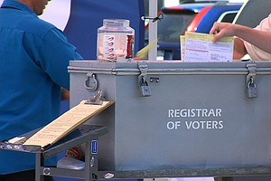 San Diego County Turnout Just 20 Percent