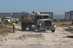 Tease photo for Construction Begins On San Diego End Of Cross-Border Air Terminal