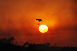 Tease photo for Enhancing San Diego's Wildfire Response