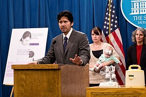 Tease photo for California Senator León Elected Next President Pro Tem
