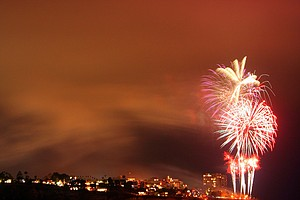 La Jolla Fireworks Show Back On After Lawsuits Dropped